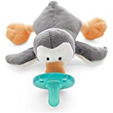 Wubbanub Infant Pacifier - Baby Penquin